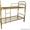 Кровати металлические двухъярусные, кровати для рабочих, кровати оптом. - Изображение #4, Объявление #1415382