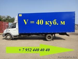 Увеличить кузов на Валдае Газ 33106 до 7,5 м - Изображение #1, Объявление #1297227