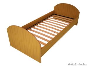 Кровати металлические для времянок, кровати металлические для рабочих, оптом. - Изображение #3, Объявление #1433328