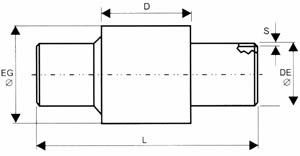 Изолирующая монолитная муфта ИММ - Изображение #2, Объявление #1656111