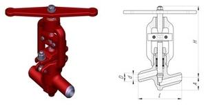 Клапан (вентиль) дроссельный - Изображение #2, Объявление #1703429