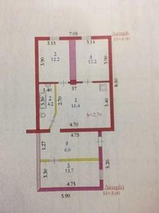 Дом в жилгородке - Изображение #1, Объявление #1712252