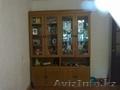 стенка (книжный и плательный шкаф)