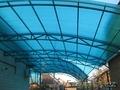 Навесы из поликарбоната в Актобе
